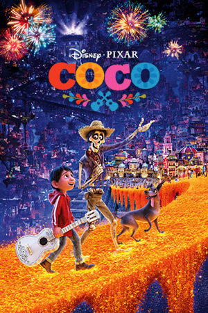 Coco 2D (PG)