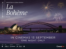 La Bohème On Sydney Harbour