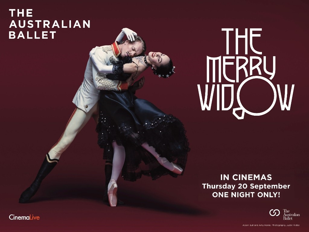 CL: The Merry Widow from The Australian Ballet